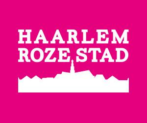 Haarlem roze stad
