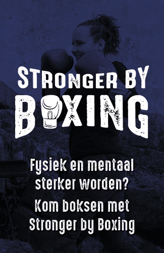 Stronger by boxing
